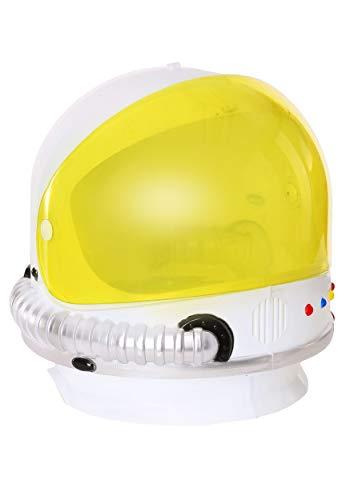 Fun Costumes Adults Astronaut Helmet Standard White