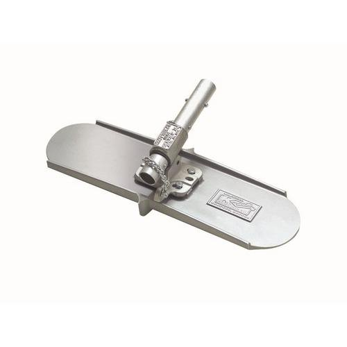Kraft Tool Company CC304ARE, 24''x8'' Round Ends Airplane Groover with 3/4'' Double Bit with EZY-Tile II Bracket