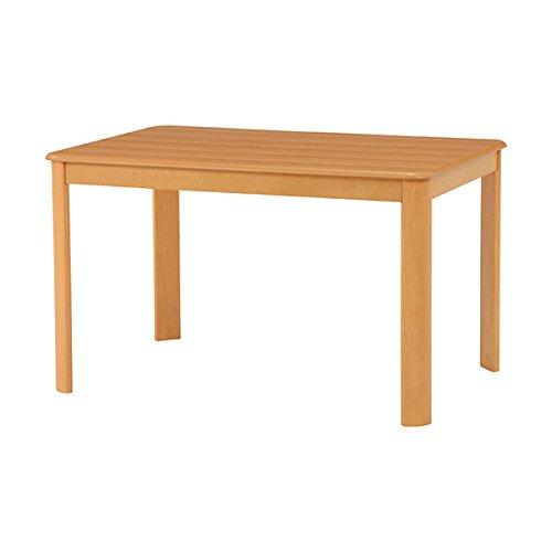 ダイニングテーブル 机 VDT-7684NA 4934257228626 ナチュラル 代引き不可 インテリア 机テーブル mirai1-518417-ah [並行輸入品] [簡素パッケージ品] B06XT3GY2S