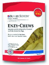 Butler Enzy Chews for Dogs Under 10 lb (30 Chews)