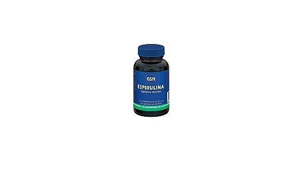 GSN-ESPIRULINA - 120 Comp. 300 Mgrs.: Amazon.es: Hogar