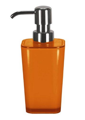 Kleine Wolke 5061 488 854 - Dispensador de loción y de jabón, plástico, 17