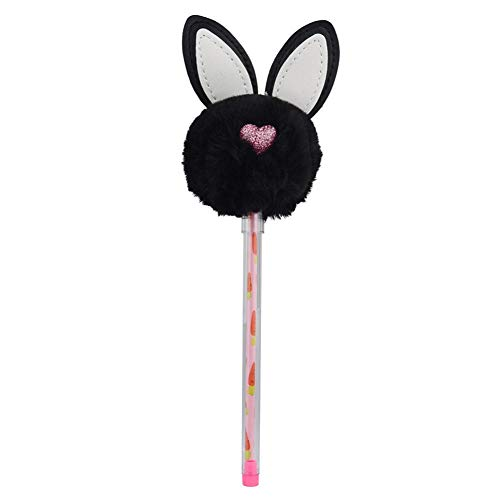 rs Gel Pen Fashion Ballpoint Pen Classroom Supplies (Black, 1 Pcs) ()