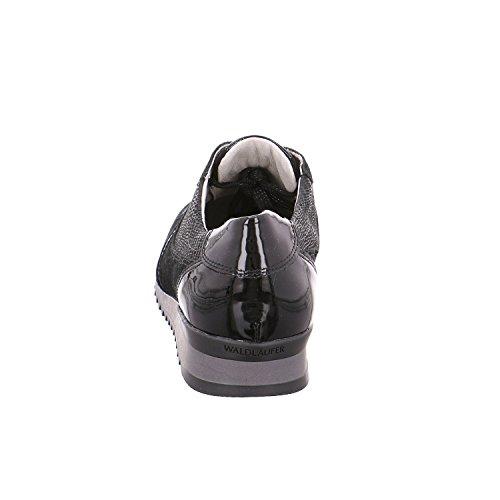 Terciopelo de Mujer 403001 Cordones Zapatos Waldl ufer de gw6RP
