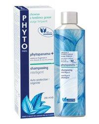 Phytopanama + Intelligent Шампунь для волос, склонных к жирности, Phytopanama, 6,7 Oz (в упаковке 3)
