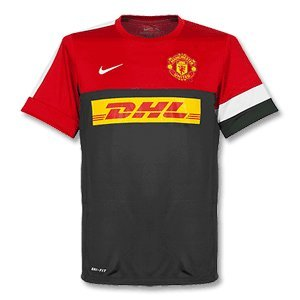 Manchester United Red Training Top size Adult Medium