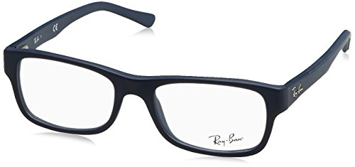 Ray-Ban RX5268 Eyeglasses Matte Black - Ray Glasses Eye Frames Ban