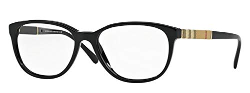 Eyeglasses Burberry BE 2172 3001 BLACK (Cheap Burberry Glasses)