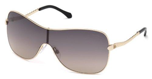 Roberto Cavalli RC793S Sunglasses 28B Shiny Rose Gold - Outlet Sunglasses Uk Designer