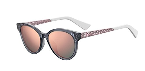 Authentic Christian Dior DIORAMA 7 S 3ZJ/0J Grey Pink - 7 Diorama Sunglasses