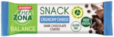 Enerzona Snack 40-30-30 Confezione da 30 Barrette Gusto