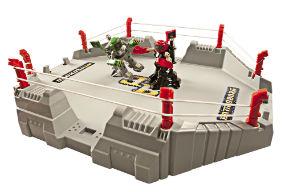 Battroborg Black vs. Blue Arena Pack