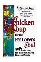 Chicken Soup for the Pet Lover's Soul [Large Print] [Gebundene Ausgabe] by Ca...