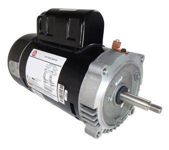(1.5 hp 3450 RPM 56J Frame 115/230V Energy Efficient Swimming Pool Motor US Electric Motor #)