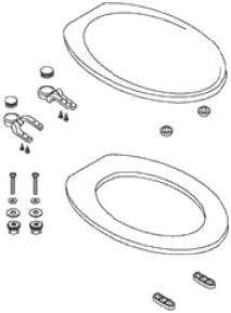KOHLER 85330-CP-96 Protect The Part, Biscuit