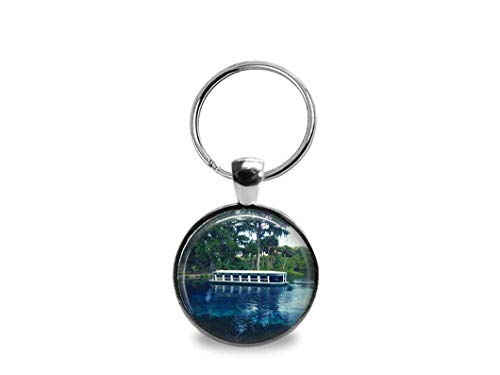 Silver Springs State Park Key Chain