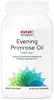 GNC Women s Evening Primrose Oil 1300mg