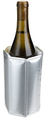 Vacu Vin Rapid Ice Wine Cooler - Chrome by Vacu Vin (Image #1)'