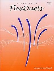 First Year FlexDuets - Bb Tenor Sax ebook