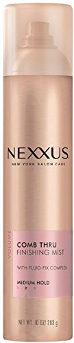 (Nexxus Comb Thru Natural Hold Design and Finishing Mist, 10 Ounce)