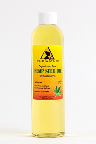 Hemp-Seed-Oil-Refined-Organic-Carrier-Cold-Pressed-Pure-8-oz