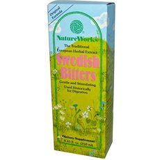 Natureworks Swedish Bitters 2x 33.8Oz by Natureworks