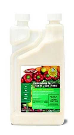 APS Dominion Fruit Tree Vegetable Spray Conc 1 Qt Imidacl...