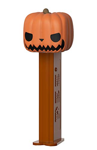 (Funko 35949 Pop Pez: Nightmare Before Christmas - Pumpkin King, Multicolor)