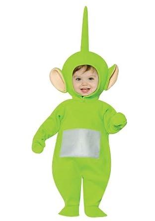 Teletubby Costume Costume - Infant Large  sc 1 st  Amazon.com & Amazon.com: Teletubby Costume Costume - Infant Large: Clothing