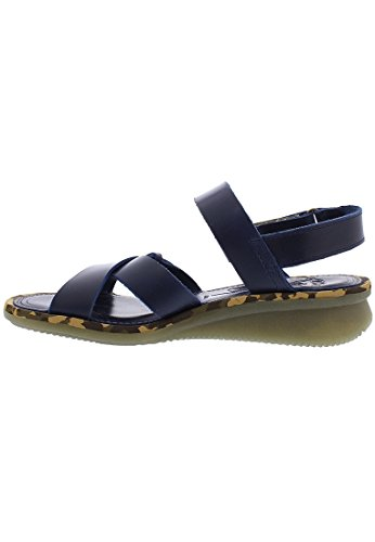 Fly London Dame Crib257fly Slingback Sandalen Blå Kh9eIsP8h