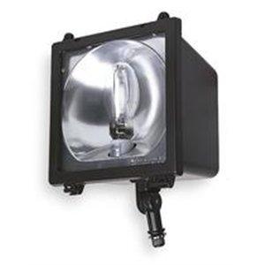 HPS FLOODLIGHT, 150W LAMP INC, 120V, BRONZE