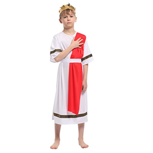 Shang (Ancient Greek Costumes For Kids)