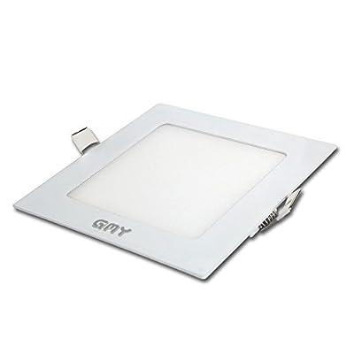 GMY Lighting® UltraThin Led Panel Light Square
