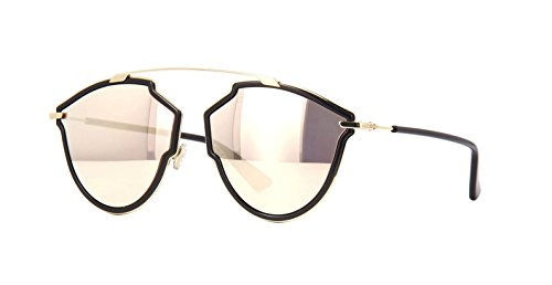 Authentic Christian Dior So Real Rise 02M2/SQ Black Gold ()
