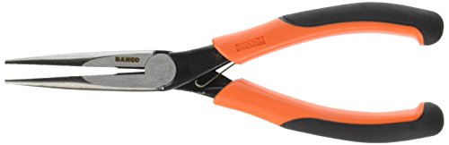 Bahco 2533-7 Long Nose Plier with Ergo Grips