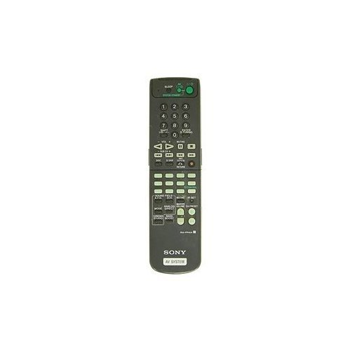 SONY Remotes for DVD-VCR-TV-Audio-Stereo and or Compact Disc