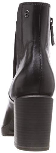 Bottes black Noir Chelsea Tamaris 1 25328 21 Femme RxYfP