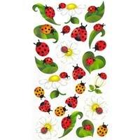 (Ladybug Stickers)
