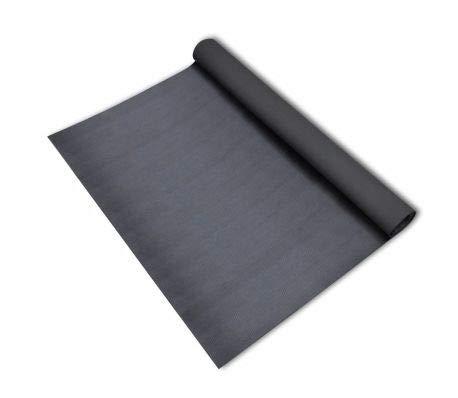 vidaXL Anti-Slip Rubber Safety Floor Mats Fine Ribbed Door Rug Home Carpet 7' x 3' by vidaXL (Image #5)