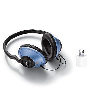 BOSE Around-Ear Headphones Bundle