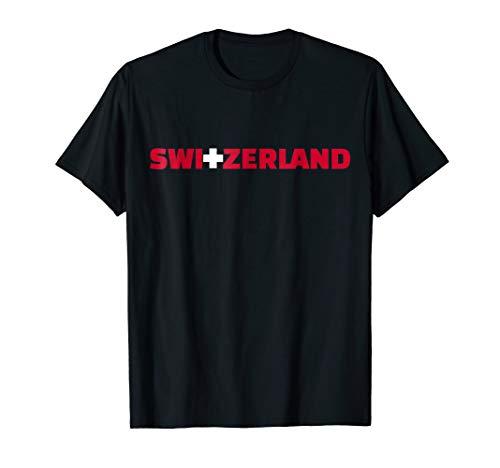 - Switzerland flag T-Shirt