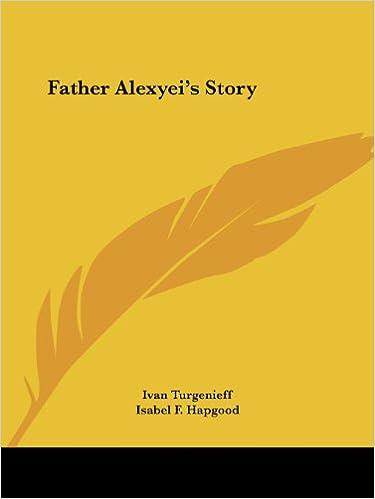 Book Father Alexyei's Story