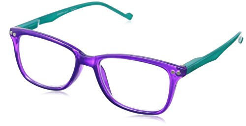 Peepers Women's New Wave Rectangular Reading - New Glasses Reading