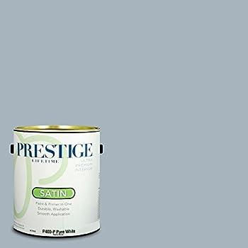 Behr Premium Plus Ultra 1 Gal Ultra Pure White Flat Enamel Interior Paint