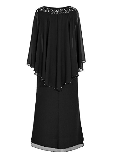 Sol Dresstells Bleu Ras D'honneur Soirée Mère Longueur Robe De Demoiselle Du Mariée Yb76gyIfvm