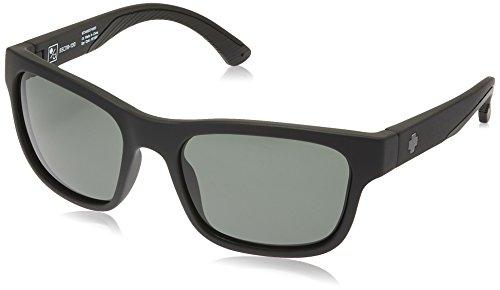 Spy Hunt Sunglasses-Matte Black-Gray