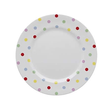 Cath Kidston Dotty Dinnerware Dinner Plate Fine China  sc 1 st  Amazon UK & Cath Kidston Dotty Dinnerware Dinner Plate Fine China: Amazon.co.uk ...