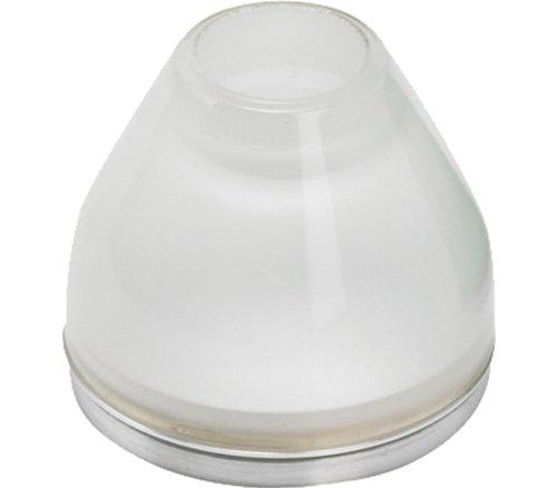 Round Glass Shield frost, bz