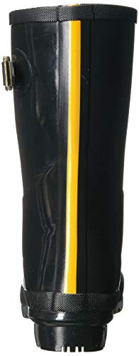 Welly Gloss Bottes Trublack true De Pluie Kelly Joules Femme Black B5qHn175