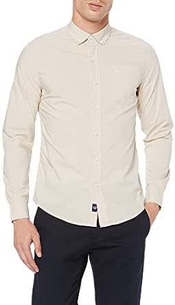 Dockers Alpha Icon LS Camisa para Hombre